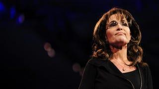 Sarah PalinPete Marovich/Getty Images