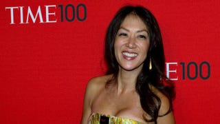 """Amy Chua at Time magazine's """"World's 100 Most Influential People"""" gala, April 26, 2011, in New York CityDON EMMERT/AFP/Getty Images"""