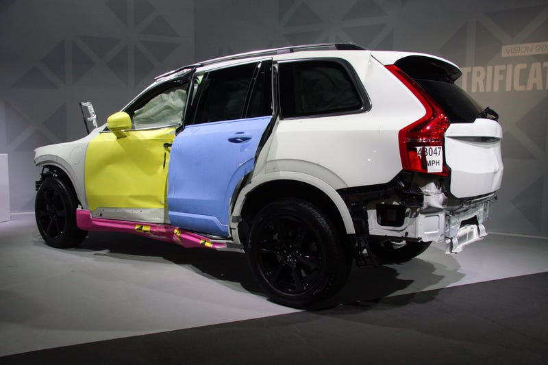 Why Volvo Thinks It Can Eliminate All Deaths In Its Cars By 2020
