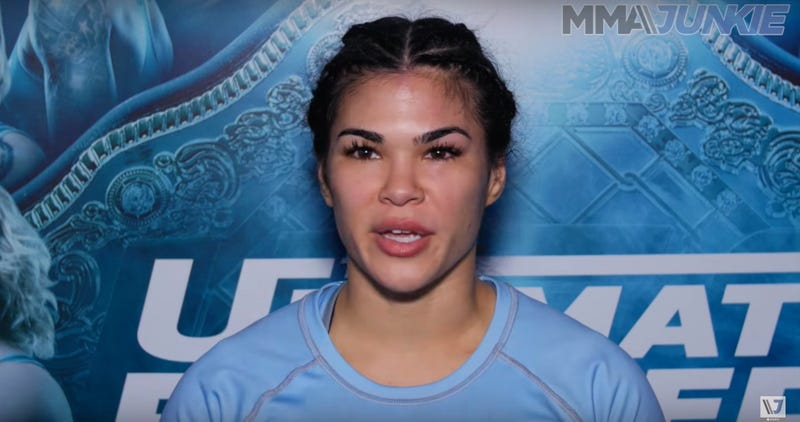 Illustration for article titled UFC Fighter Rachael Ostovich Hospitalized After Alleged Domestic Violence Attack [Update]