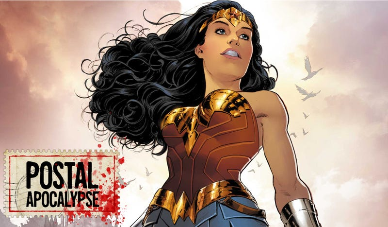 Image: DC Comics. Art by Nicola Scott.