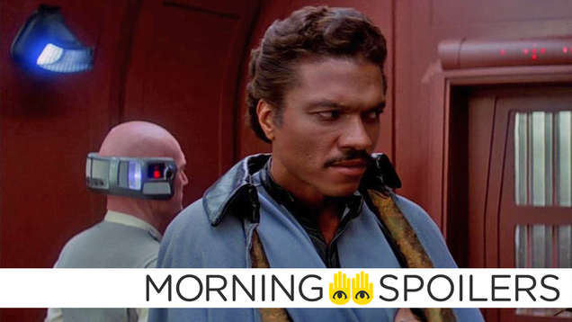 New Rumors About Lando s Role in Star Wars: Episode IX