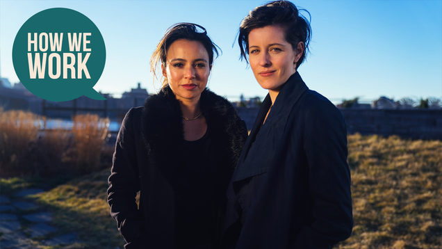 We reGianna Toboni and Isobel Yeung, Correspondents forVICE on HBO, and This Is How We Work