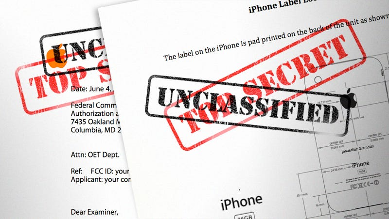 """Illustration for article titled """"iPhone 3G"""" FCC Application Hints at Potential Apple """"Smartphone"""""""