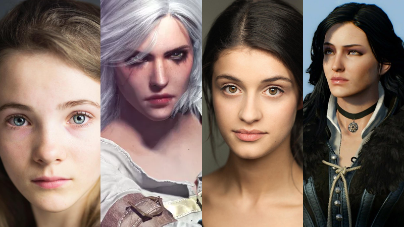 Netflix's Witcher Series Has Found Its Ciri and Yennefer