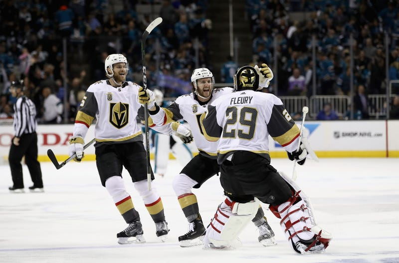 Illustration for article titled The Golden Knights Won A Game Of Inches