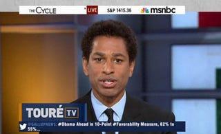 Touré (MSNBC)