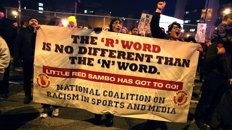 Illustration for article titled Redskins Owner Opens Foundation For Native Americans, Won't Drop Slur