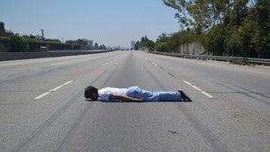 Illustration for article titled Carmageddon + Planking = Plankmageddon