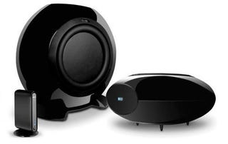 Illustration for article titled This Wireless Subwoofer Is Too Nice for Humanity