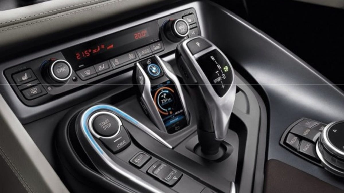 Bmw S New Key Fob Is A Touchscreen Device In Its Own Right