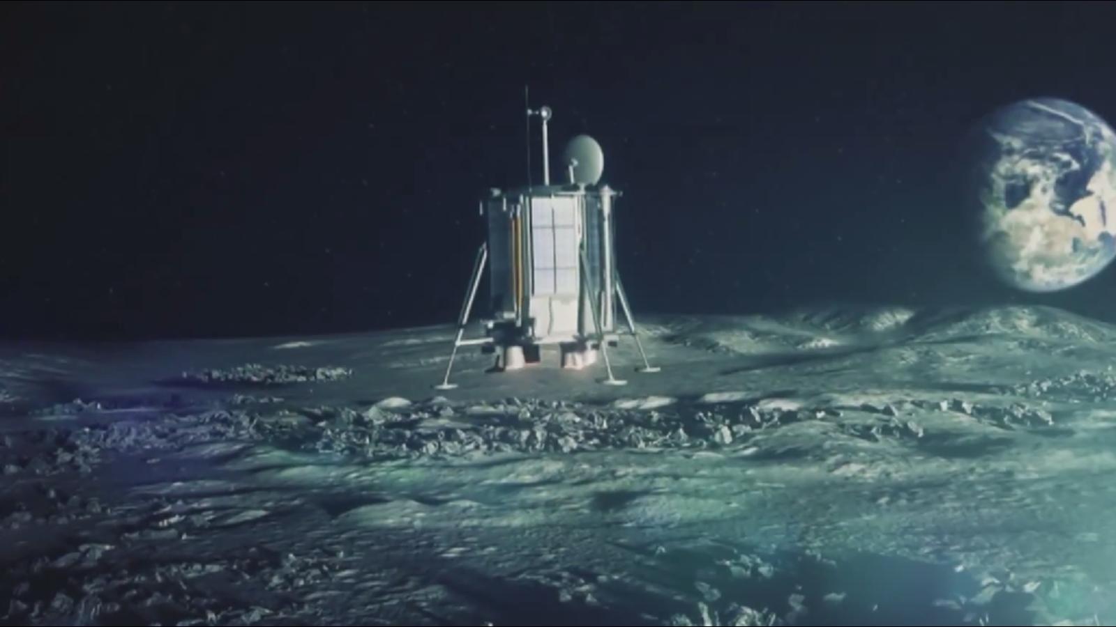 Lunar Mission One, la misión de crowdfunding para aterrizar en la Luna