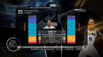 Illustration for article titled NBA Teams Scout and Evaluate Talent Using Video Game