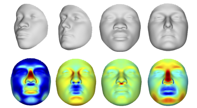 Illustration for article titled Now Police Can Reconstruct Your Face From DNA Evidence