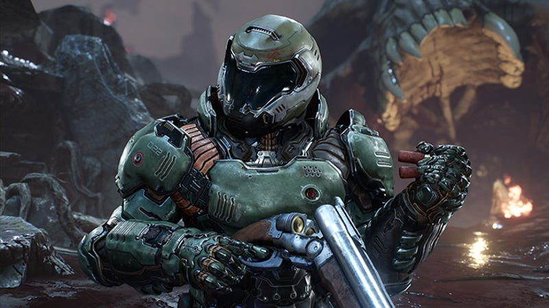 Illustration for article titled Doom Becomes Latest Game To Drop Anti-Piracy Tech Denuvo