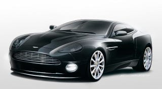 "Illustration for article titled Aston Martin's Bon Voyage Vanquish S ""Ultimate Edition"""