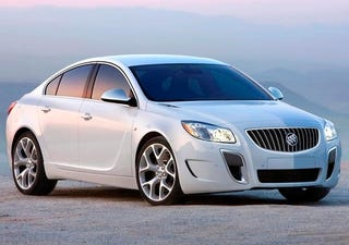 Illustration for article titled The Buick Regal GS Is Go !