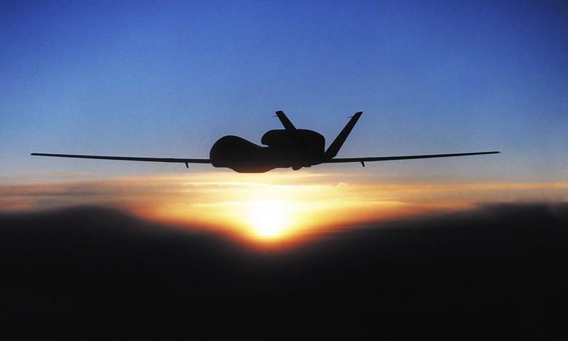 Безпілотник американських ВПС Global Hawk здійснив розвідку над районом проведення АТО на Донбасі - Цензор.НЕТ 8919