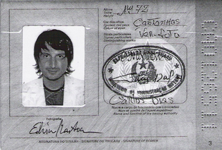 Illustration for article titled Így néz ki Edvin Marton bissau-guineai útlevele (frissítve!)