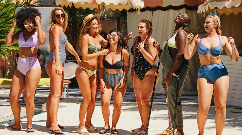 True Beauty Aerie Gets Even More Real With Its Campaigns