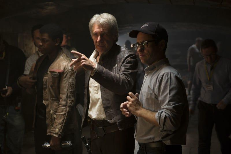 Новости Звездных Войн (Star Wars news): Джей Джей Абрамс о создании новых «Звездных войн»
