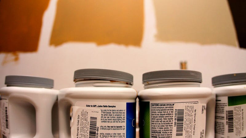 Illustration for article titled When Choosing Paint, Don't Forget to Consider the Finish
