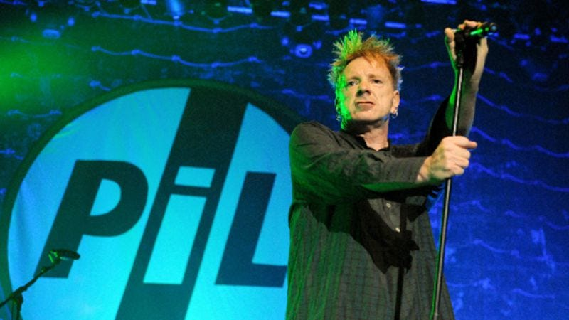 Illustration for article titled John Lydon