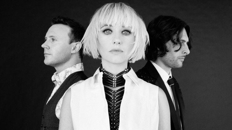 Illustration for article titled On a new LP, The Joy Formidable simplifies while adding scope