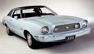 Illustration for article titled Would You Buy A Mustang II?