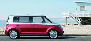 Illustration for article titled Volkswagen Reportedly Working On A New, All-Electric Camper Van Concept
