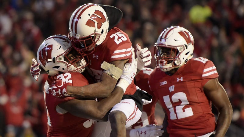 Badgers Up To 5th In Playoff Rankings