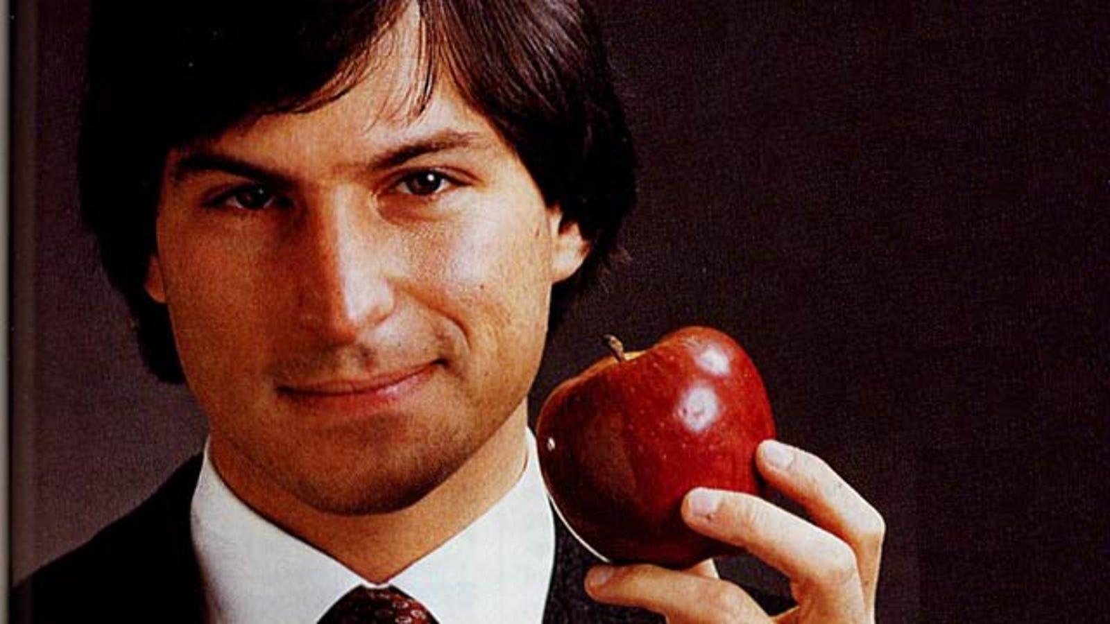 4fc621ff091 The Life of Steve Jobs