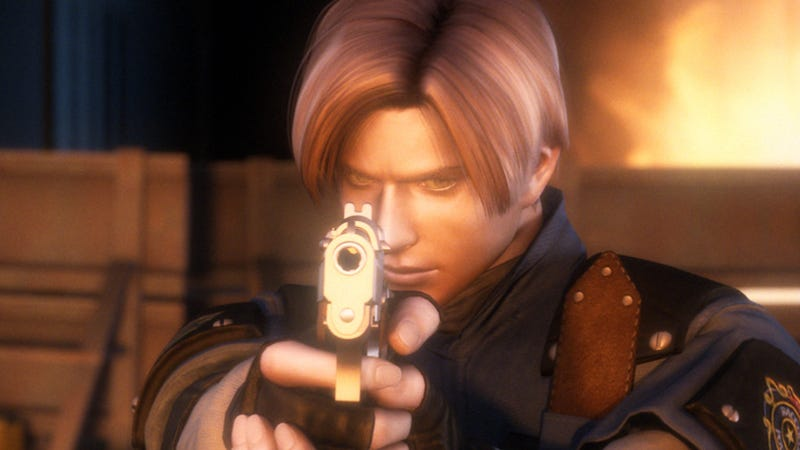 Capcom Brings The Darkside Chronicles Resident Evil Classics To The Wii