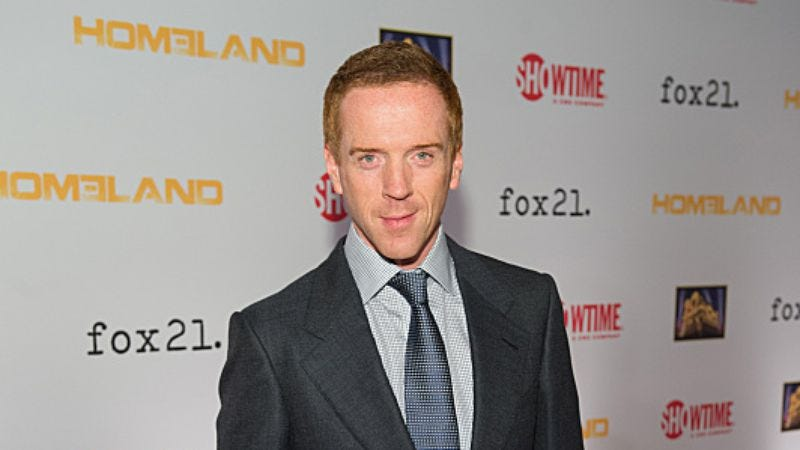 Illustration for article titled Damian Lewis on Brody's life as a fugitive