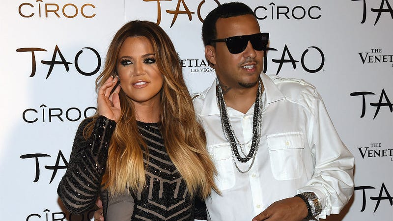 Illustration for article titled Khloe Kardashian Left French Montana Because He Needs Her Too Much