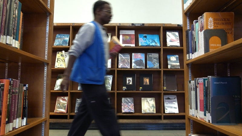 Children find $2.25m NY library fines forgiven
