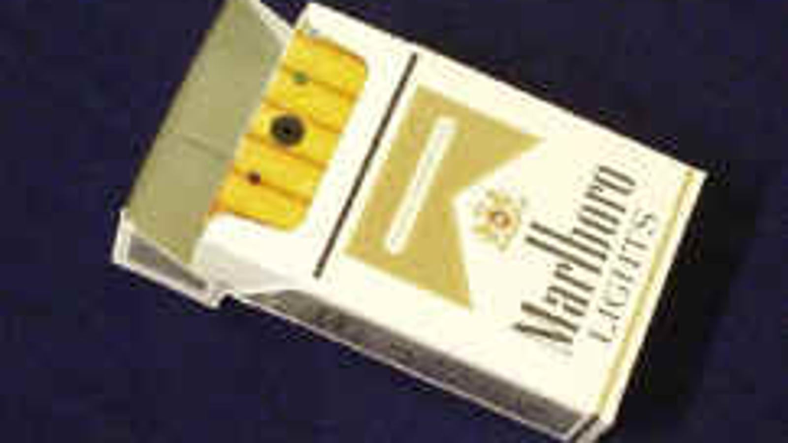 Cell Phone Jammer Disguised as a Pack of Cigarettes