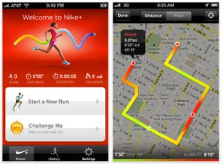 Illustration for article titled Nike+ GPS App Now Allows Everyone To Run, No Sensor Required