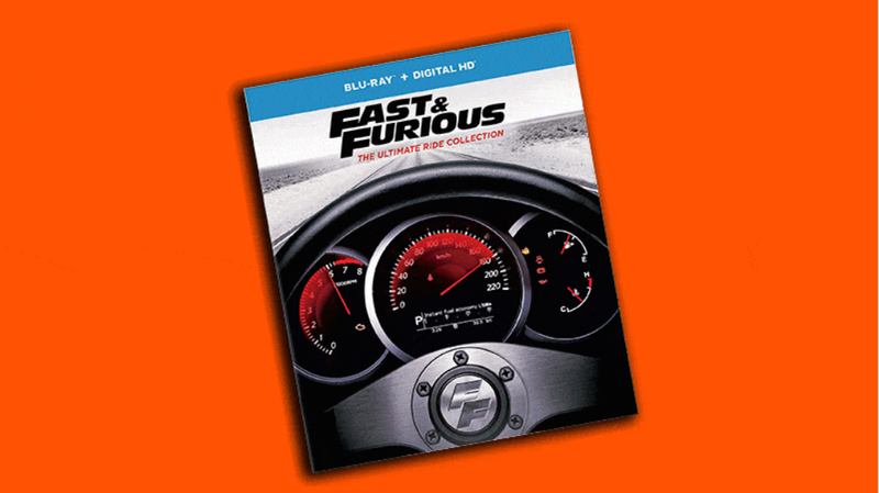Illustration for article titled Comment Of The Day: You Won't Believe What Car Is Actually On This Fast & Furious DVD Box
