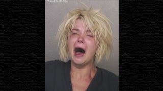 Illustration for article titled Florida Woman Gets Naked In Intersection, Takes This Insane Mugshot
