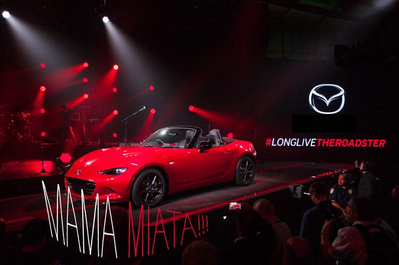 Illustration for article titled The Miata Is MARIO