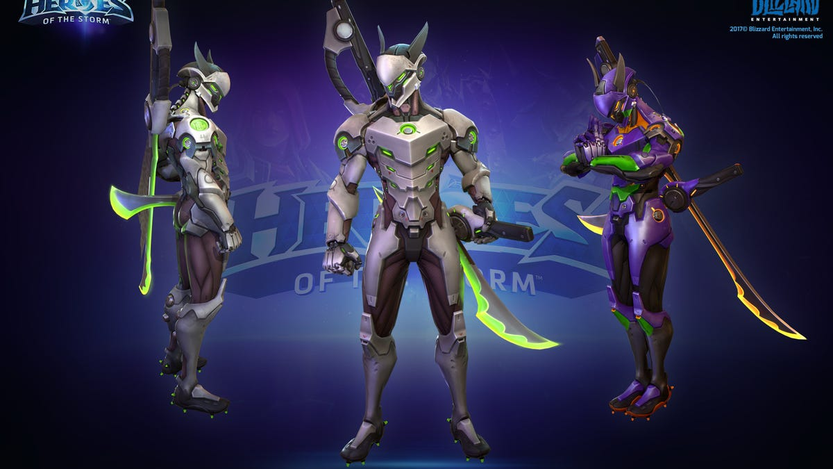 the art of blizzard s heroes of the storm