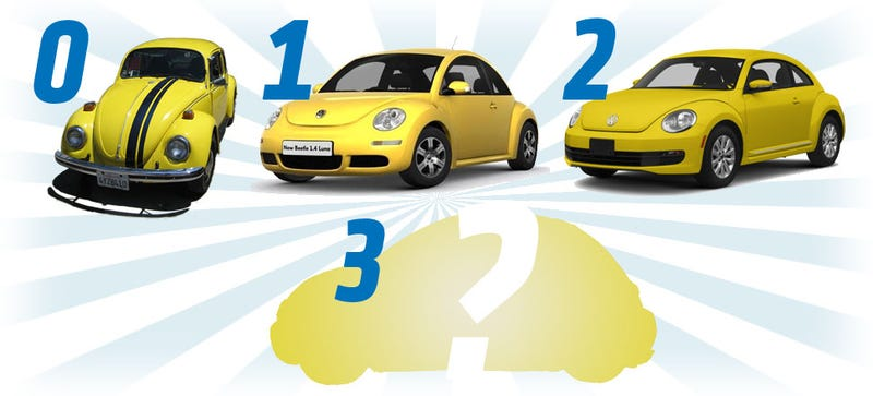 Illustration for article titled This Is What The Next VW Beetle Should Be