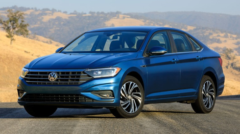The 2019 VW Jetta Seems Pretty Good And Still Comes With A Stick