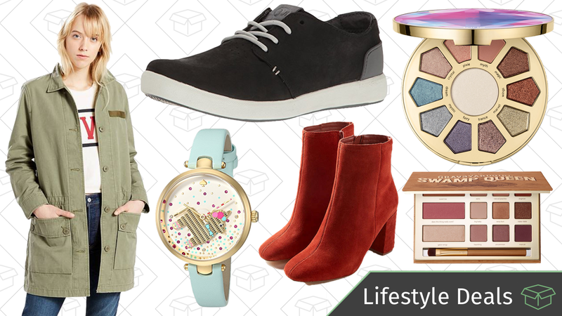 Illustration for article titled Today's Best Lifestyle Deals: Levi's, Watches, Merrell Shoes, Urban Outfitters, and More