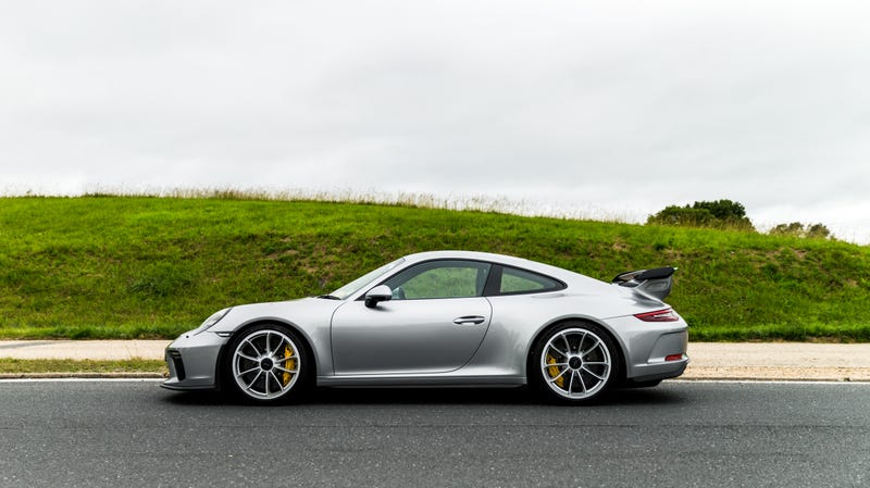 Illustration for article titled Porsche May Be Planning Turbocharged Next-Gen 911 GT3: Report