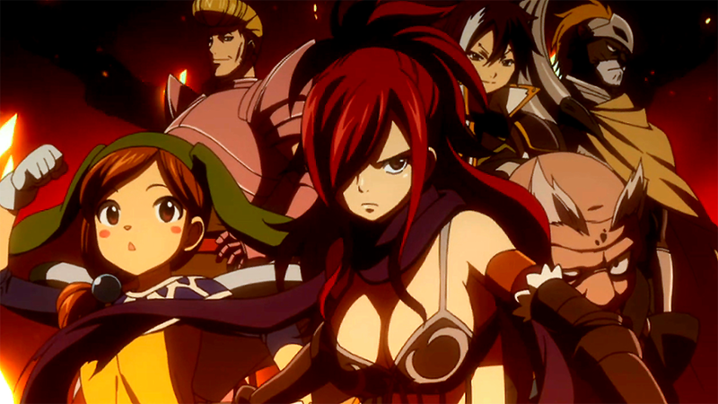 Fairy Tail: The Filler Free Viewing Guide
