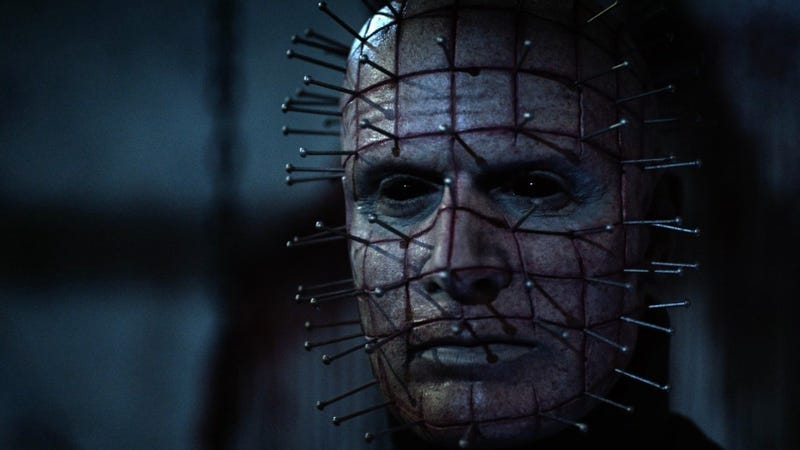 Pinhead, as seen in 2018's Hellraiser: Judgment, is coming back to the big screen.