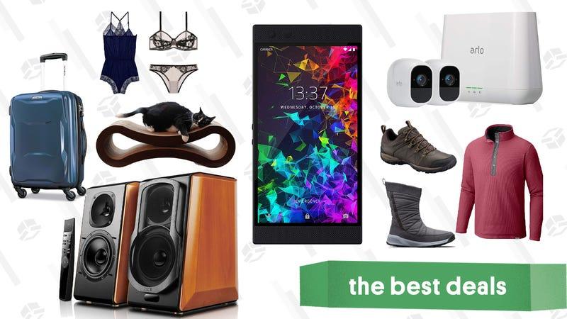 quality design 63954 665d1 Illustration for article titled Friday  39 s Best Deals  Anthropologie,  Edifier Speakers