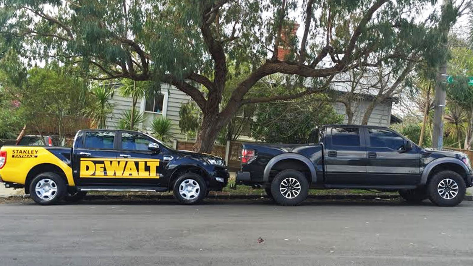 Here's How The New Ford Ranger Really Compares In Size To An F-150